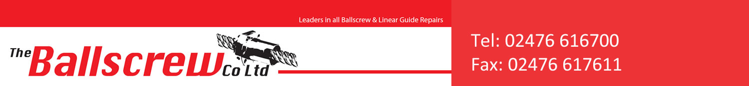 The Ballscrew Co Ltd